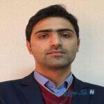 لحظه وحشت سروش واعظی مجری جوان در لایو از زلزله تهران