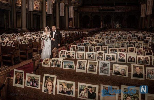 مهمانان دعوت شده عروسی