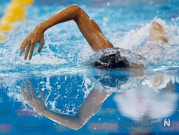 ملی پوشان شنای ایران