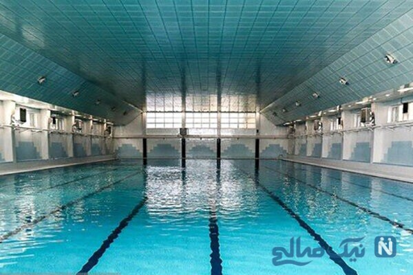 کلیپ شناگران دختر و پسر ایرانی که جنجالی شد