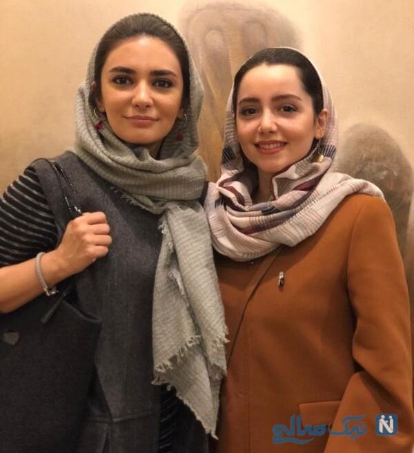 لیندا کیانی و خواهرش
