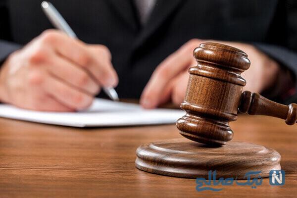 ازدواج فوتبالیست در دادگاه