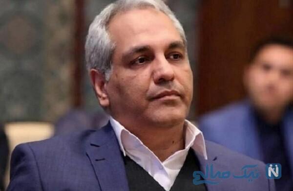 ماشین لوکس و لاکچری مهران مدیری بازیگر معروف