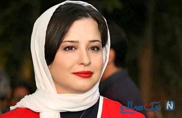 عکسی که مهراوه شریفی نیا از گریم متفاوتش در سریال دل منتشر کرد