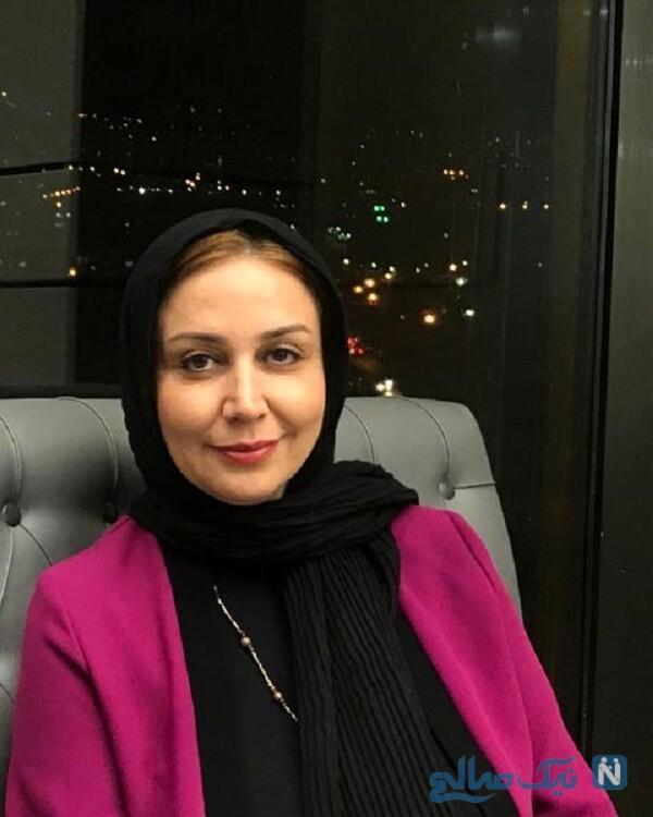 مینا هاشمی مجری