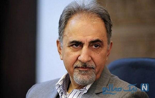 آخرین مسافرت نجفی شهردار سابق تهران با میترا استاد و پسرش