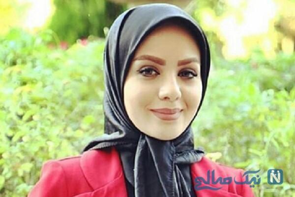 مبینا نصیری مجری برنامه صبح به خیر ایران و مدل مانتوهای خاصش