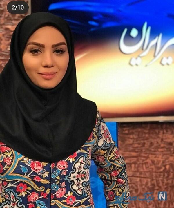 مجری معروف زن ایرانی