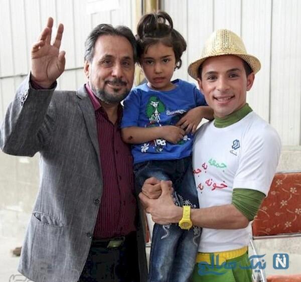 محمد عیوضی و مجید قناد
