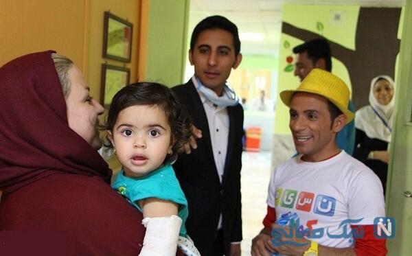 محمد عیوضی مجری برنامه کودک