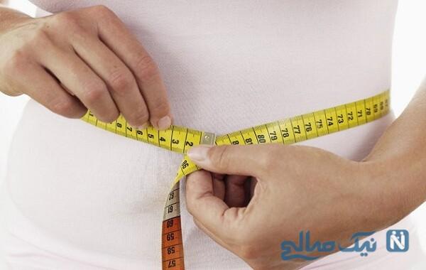 زن چاق و زیبایی که شوهر و دوستانش را با لاغر شدنش شوکه کرد