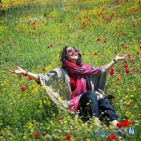 عکس لیلا سعیدی