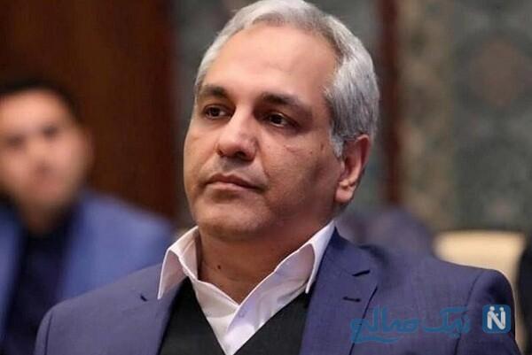 واکنش تند پدر آرات حسینی به تیکه های مهران مدیری در دورهمی
