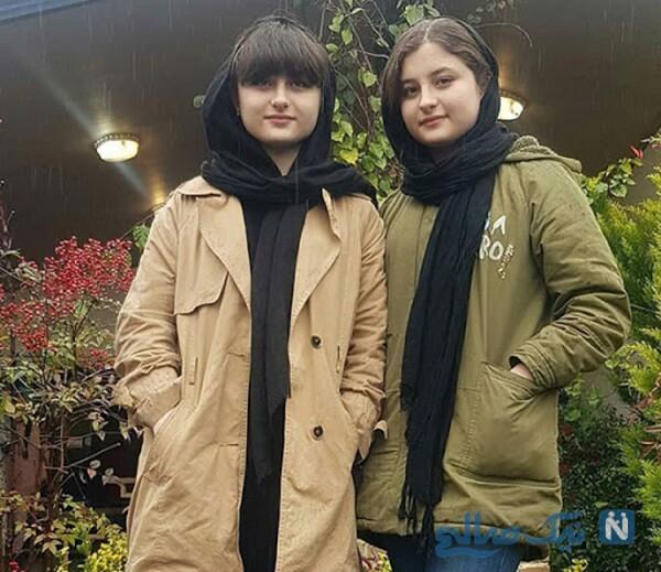 بازیگران دوقلو پایتخت