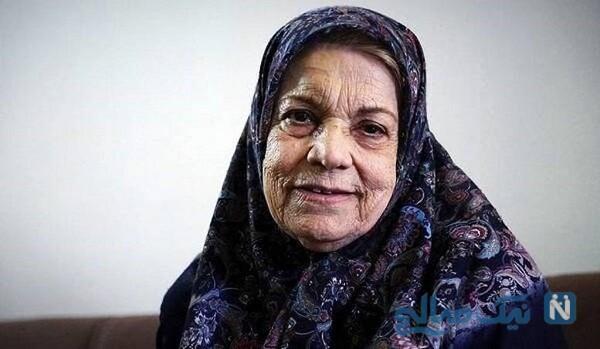 مراسم تشییع پیکر مرحومه صدیقه کیانفر با حضور هنرمندان
