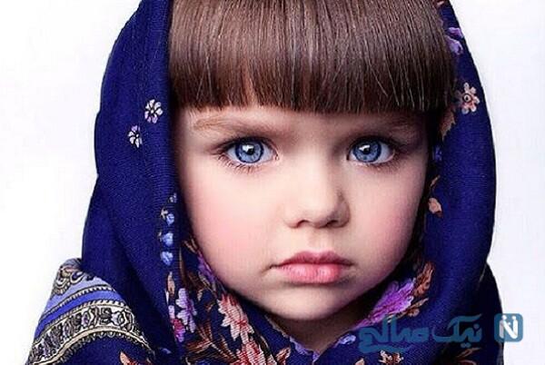 جذاب ترین و زیباترین کودکان جهان از نظر کاربران اینستاگرام