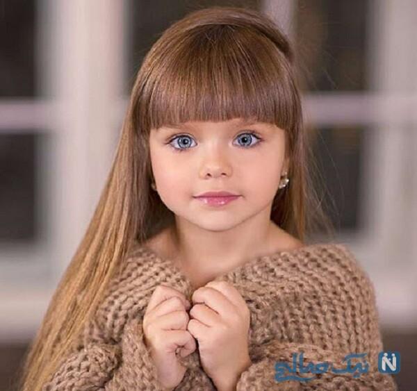 زیباترین کودکان جهان