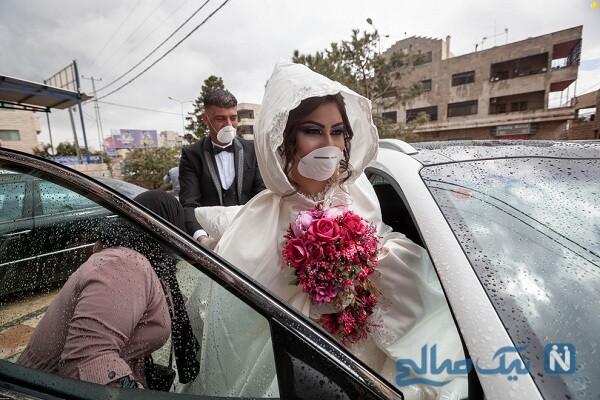 عروسی در فلسطین
