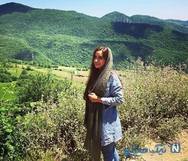 زهرا دباغیان بازیگر بچه مهندس 3