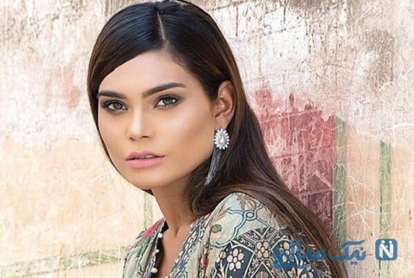 حمله به زارا عبید مدل ۲۸ ساله پاکستانی که در حادثه سقوط هواپیما کشته شد
