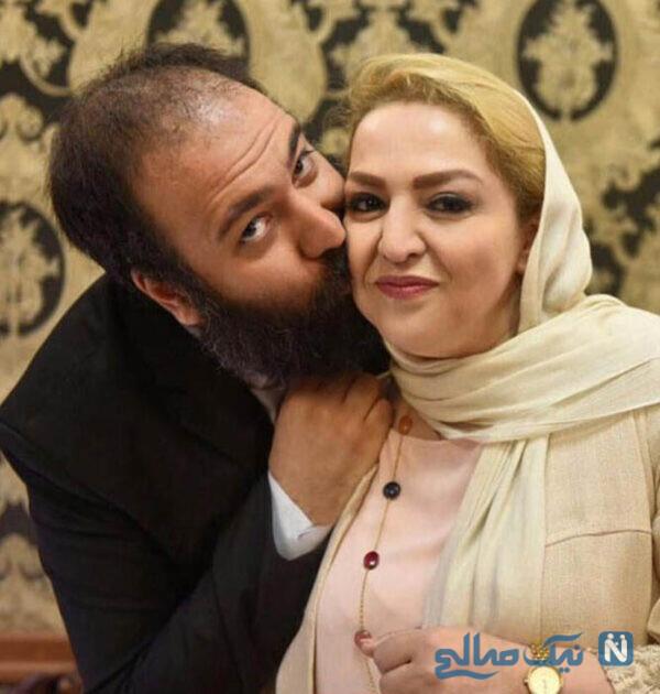 تولد مادر نرگس محمدی