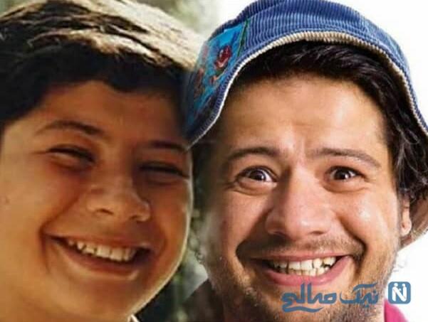 کودکی علی صادقی
