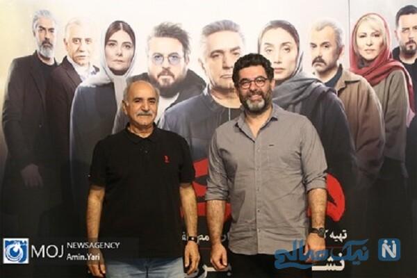 مصطفی کیایی و پرویز پرستویی