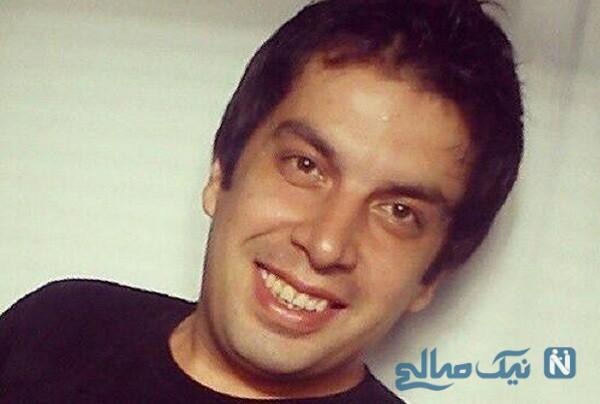عباس جمشیدی فر بازیگر سریال بچه مهندس و همسرش
