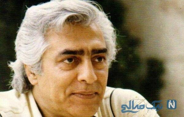 مرحوم محمد علی فردین و ابوالفضل پورعرب در روزگار جوانی