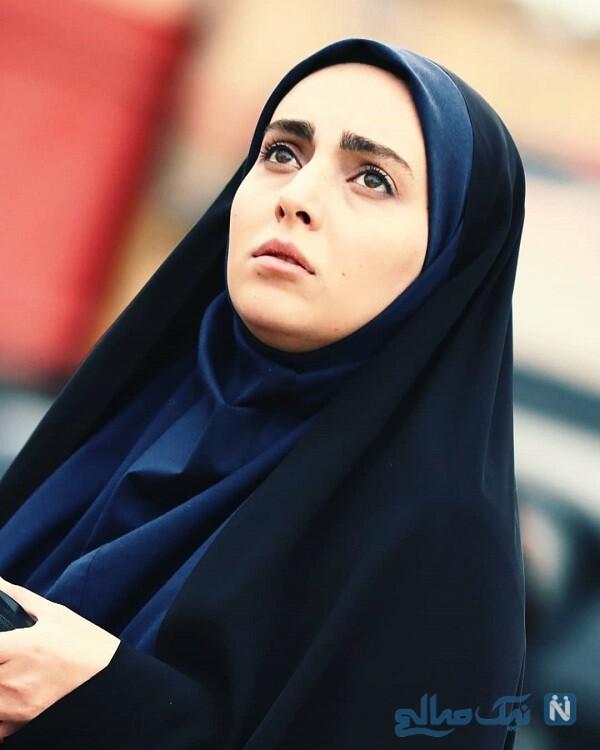 مهشید جوادی بازیگر بچه مهندس