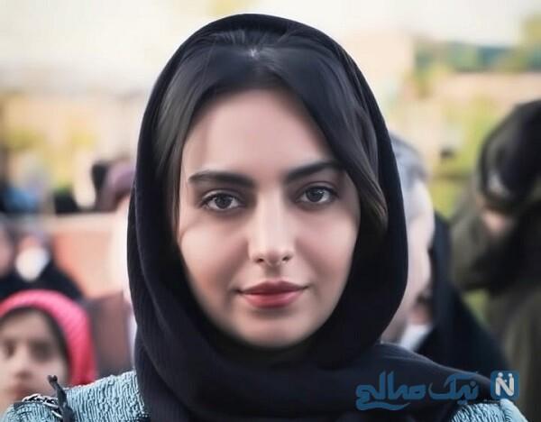 تست بازیگری از مهشید جوادی بازیگر بچه مهندس در برنامه زنده تلویزیون