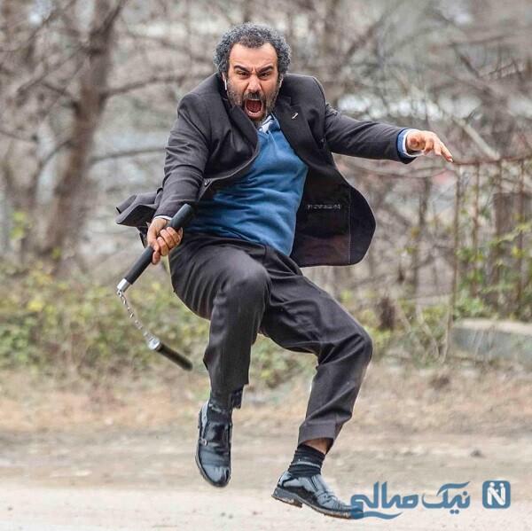 بازیگر مرد در سریال پایتخت