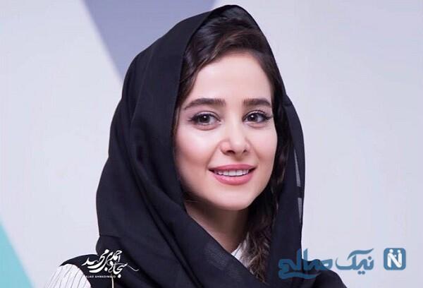 پست زیبای الناز حبیبی بازیگر به مناسبت روز دختر