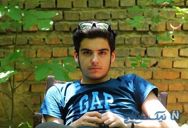 تصاویر ما قبل از کرونای مانی رحمانی بازیگر بچه مهندس ۲