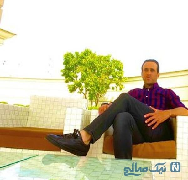 ویلای علی کریمی فوتبالیست