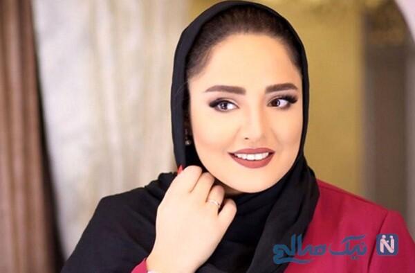سلفی جالب علی اوجی و نرگس محمدی با نیوشا ضیغمی و همسرش