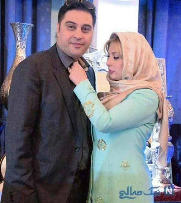 علی اوجی و نرگس محمدی با نیوشا ضیغمی و همسرش