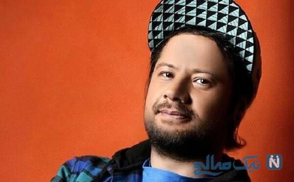 استایل شیک و غربی علی صادقی در صفحه اینستاگرام آقای بازیگر