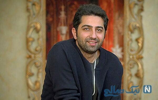 علی سخنگو و بهرام افشاری در آموزشگاه استاد سمندریان سال ۸۸
