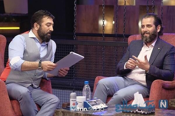 بازیگر مرد در برنامه مجید صالحی