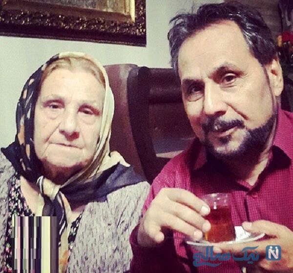 عکس جدید عموقناد و مادرش