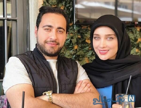 پست جدید آناشید حسینی عروس سفیر