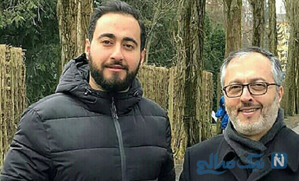 سفیر ایران در دانمارک و پسرش