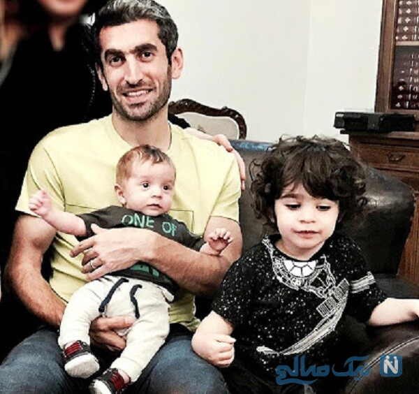 تولد مجتبی جباری فوتبالیست