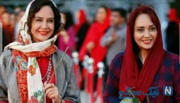 نگین و شیرین صدق گویا از خواهران و برادران سینمای ایران