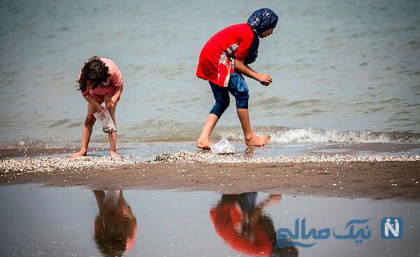 خوشگذرانی در ساحل
