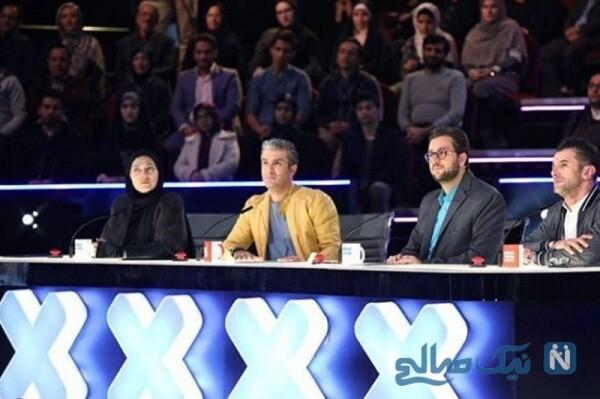 دوبلور برنامه عصر جدید و داوران این مسابقه