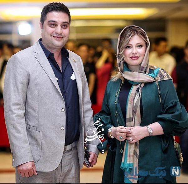 نیوشا ضیغمی و همسرش و مهریه بازیگران زن