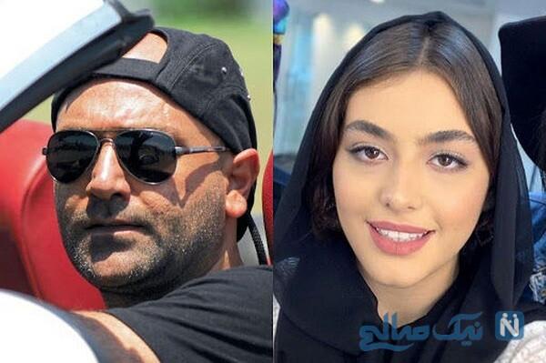 بازیگران معروف ایرانی و همسر ریحانه پارسا