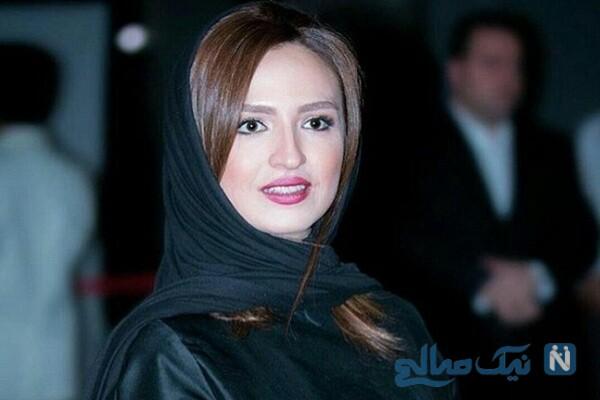تیپ کوهنوردی گلاره عباسی بازیگر معروف زن ایرانی